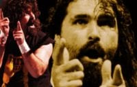 Mick Foley as his alter ego, Cactus Jack