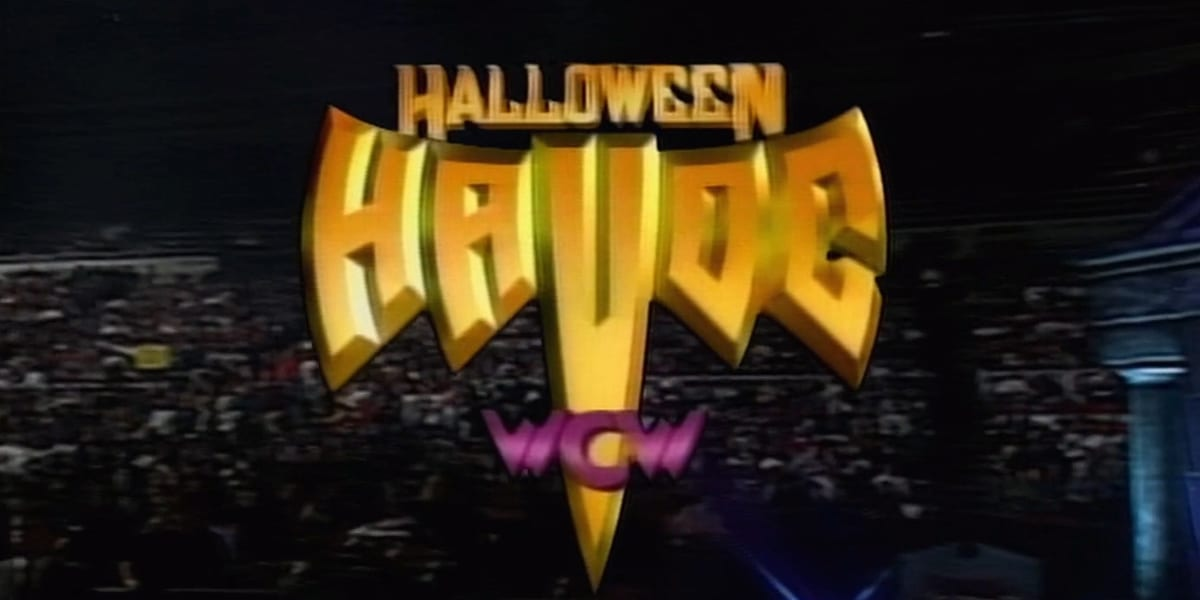 Halloween Havoc introduction graphic