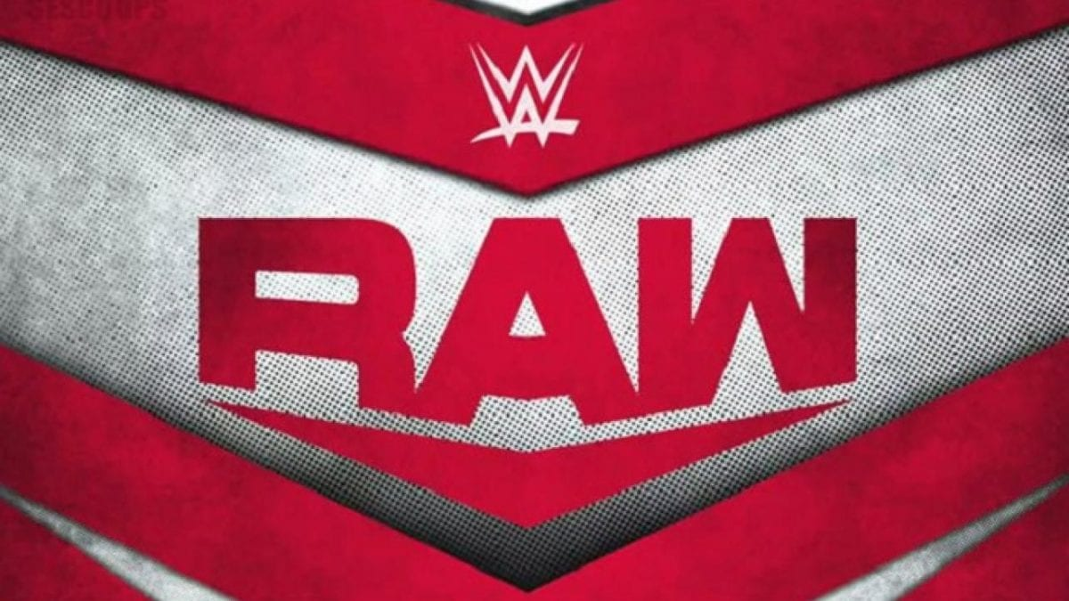 WWE Monday Night RAW Logo