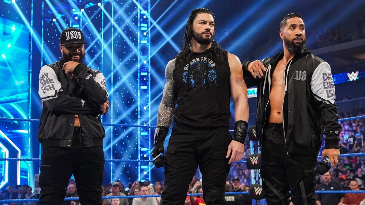 The Usos and Roman Reigns