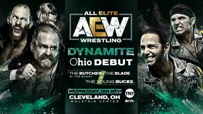 The Butcher & The Blade vs. The Young Bucks