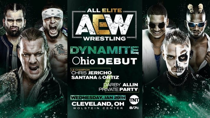 The Inner Circle vs. Private Party And Darby Allin