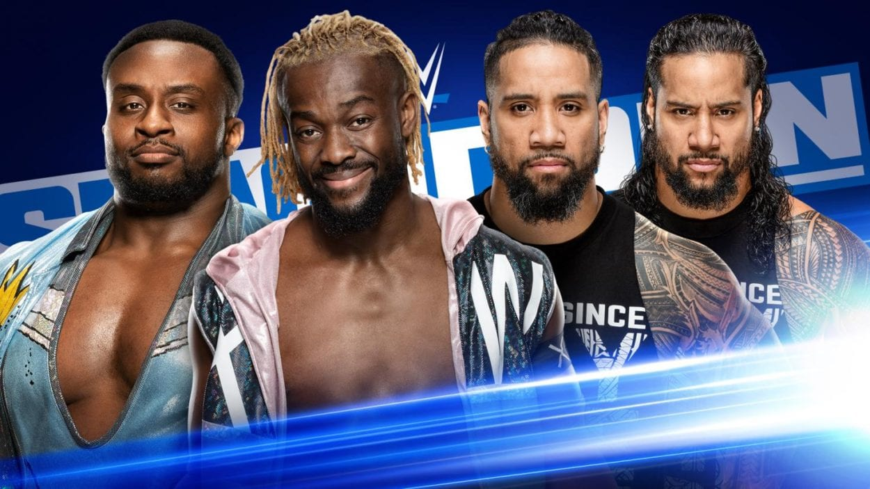 The New Day face The Usos with a Tag Team Championship match up for grabs