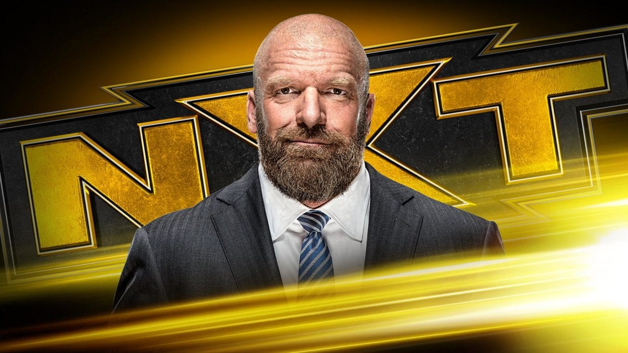 NXT creator, was set to make an announcement on this edition of NXT.
