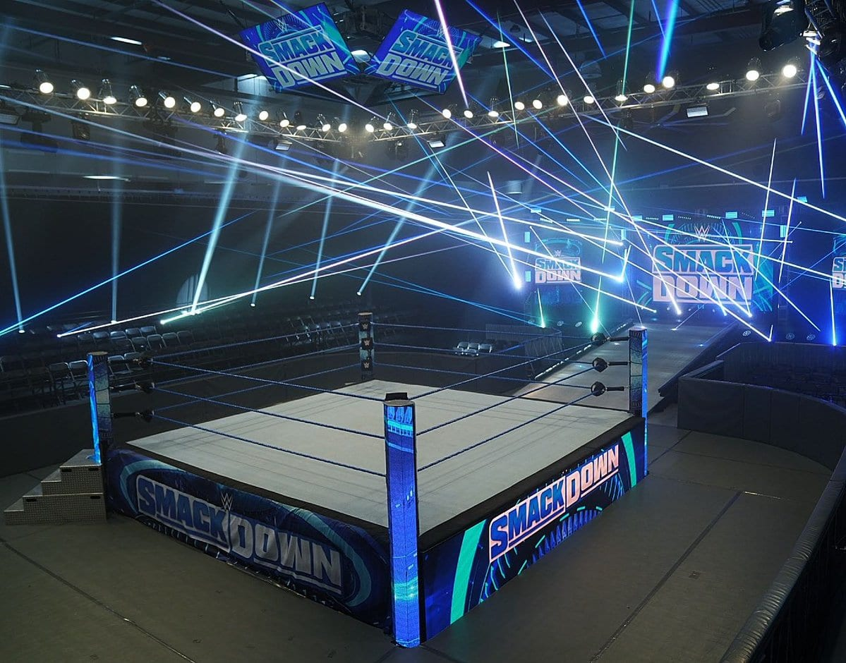 smackdown 27 march from the performance centre