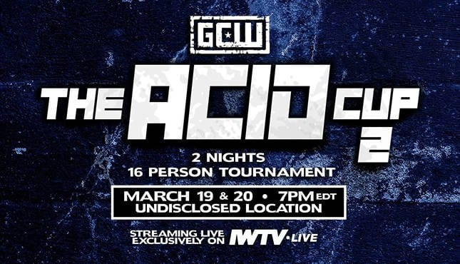 GCW Acid Cup Night 2