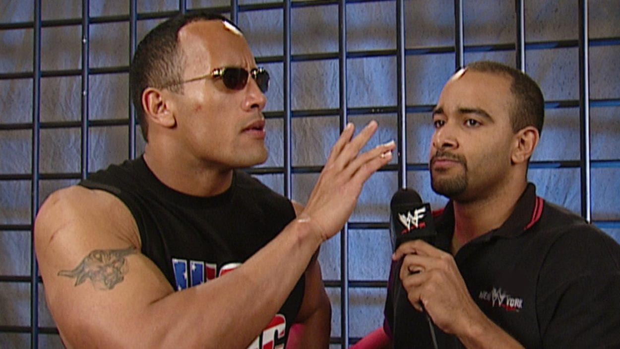 The Rock and The Coach