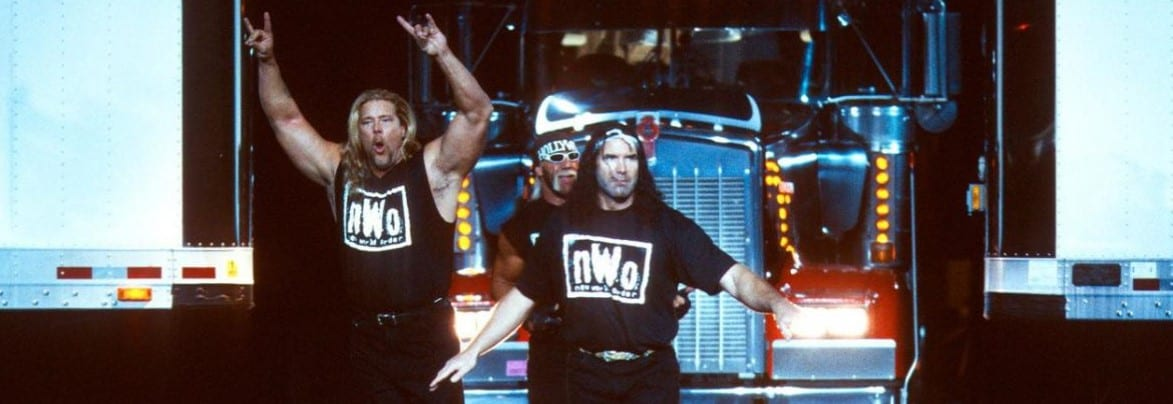 The NWO wrestling team