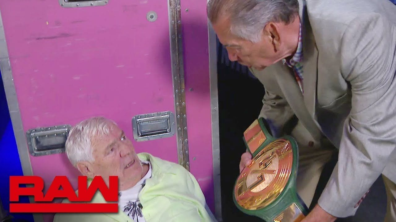 Gerald Brisco and Pat Patterson