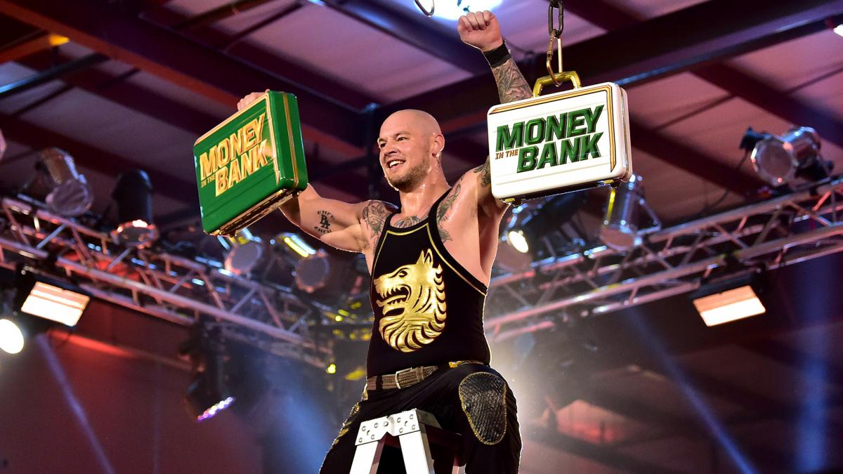 Will King Corbin become Mr Money in the Bank?