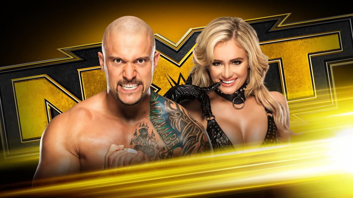 Kross and Bordeaux to appear on NXT.