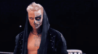 Darby Allin Face Paint