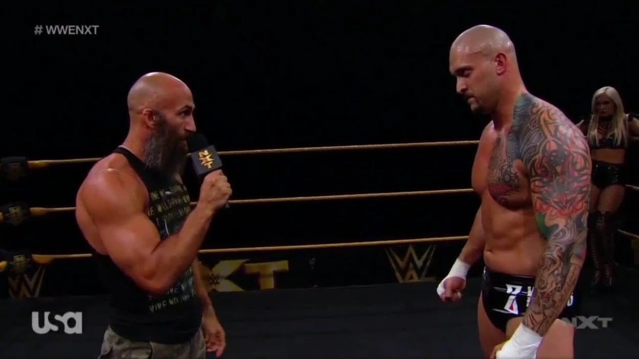 Killer Kross to take on Tomasso Ciampa at NXT TakeOver.