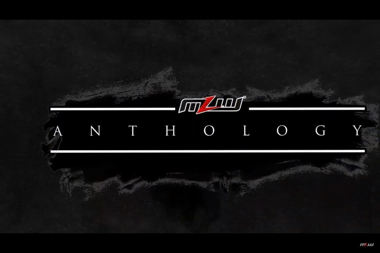 MLW Anthology title card