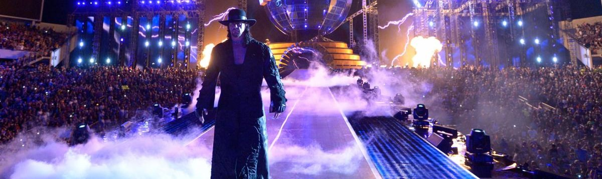 The Undertaker's Wrestlemania winning streak.