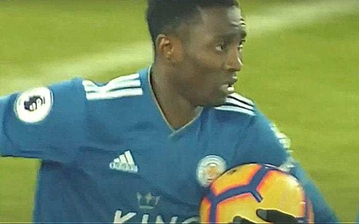 Wilfred Ndidi Leicester City Goal
