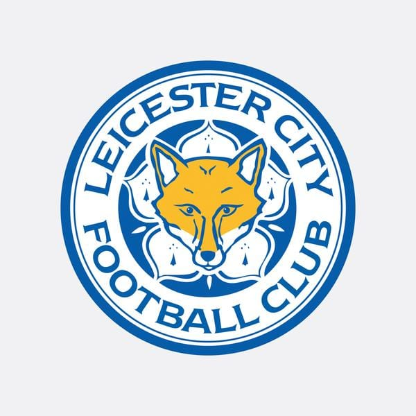 Leicester City club badge