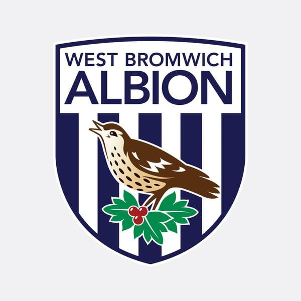 West Bromich Albion club badge
