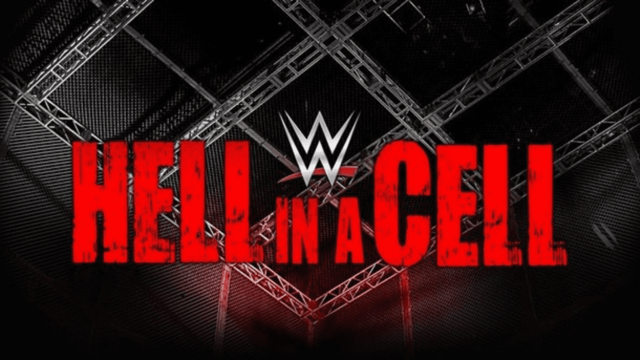 WWE Hell in a Cell 2020 logo