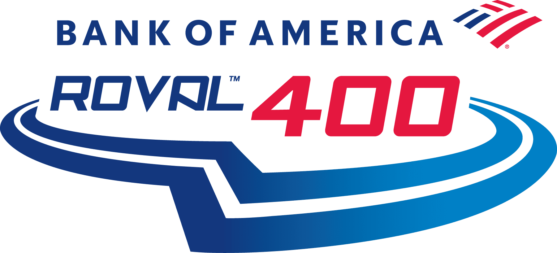 Bank of America Roval 400 Logo