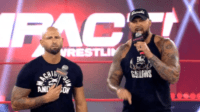 The Good Brothers take the mic at Impact