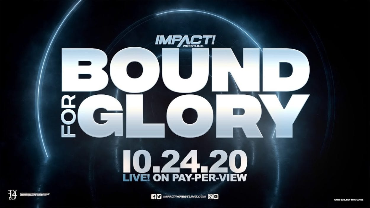 Bound For Glory 2020 logo