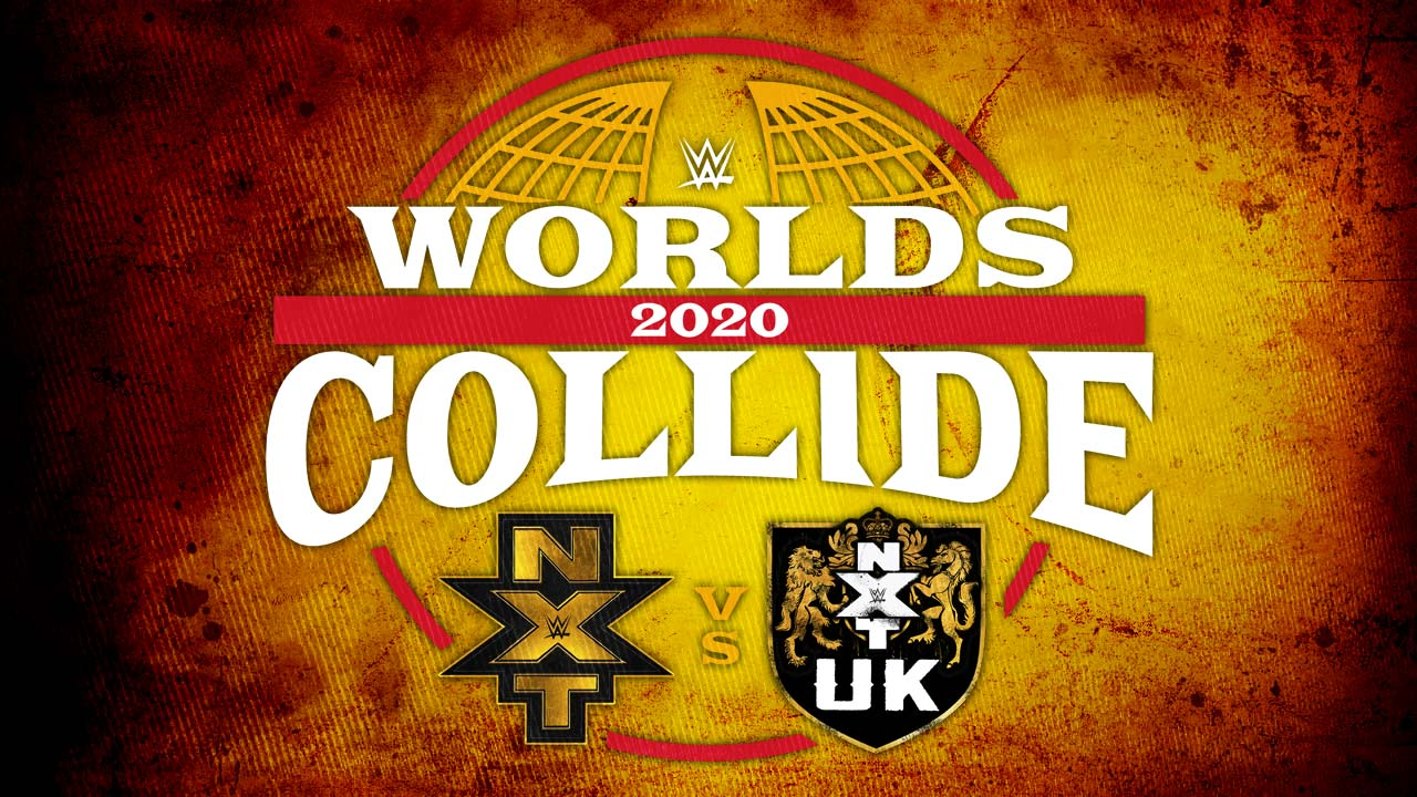 WWE Worlds Collide 2020 logo