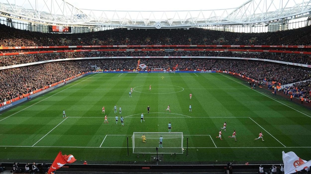 Arsenal vs. Crystal Palace