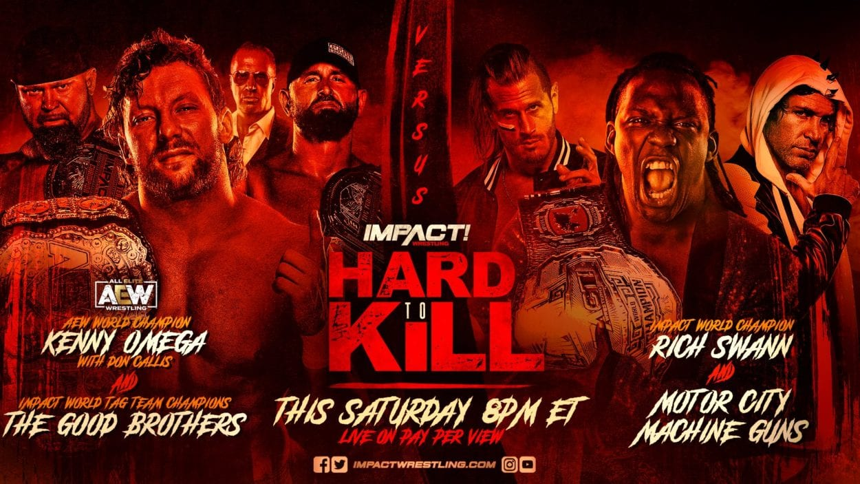 Impact Wrestling: Hard To Kill