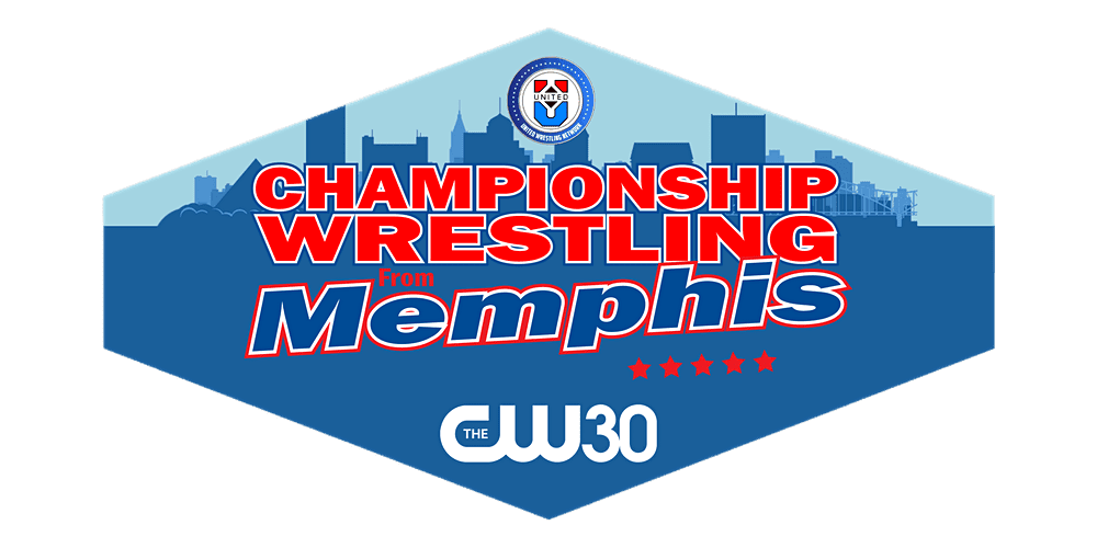 The Championship Wrestling from Memphis logo