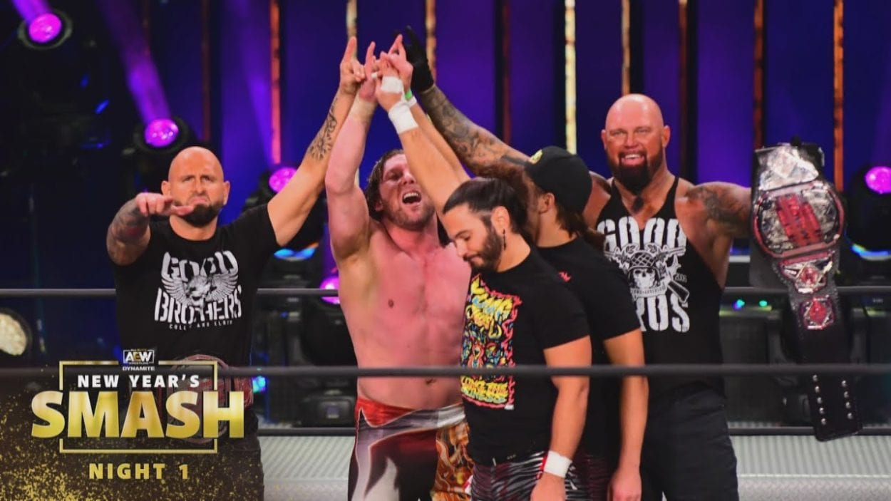 The Bullet Club AEW