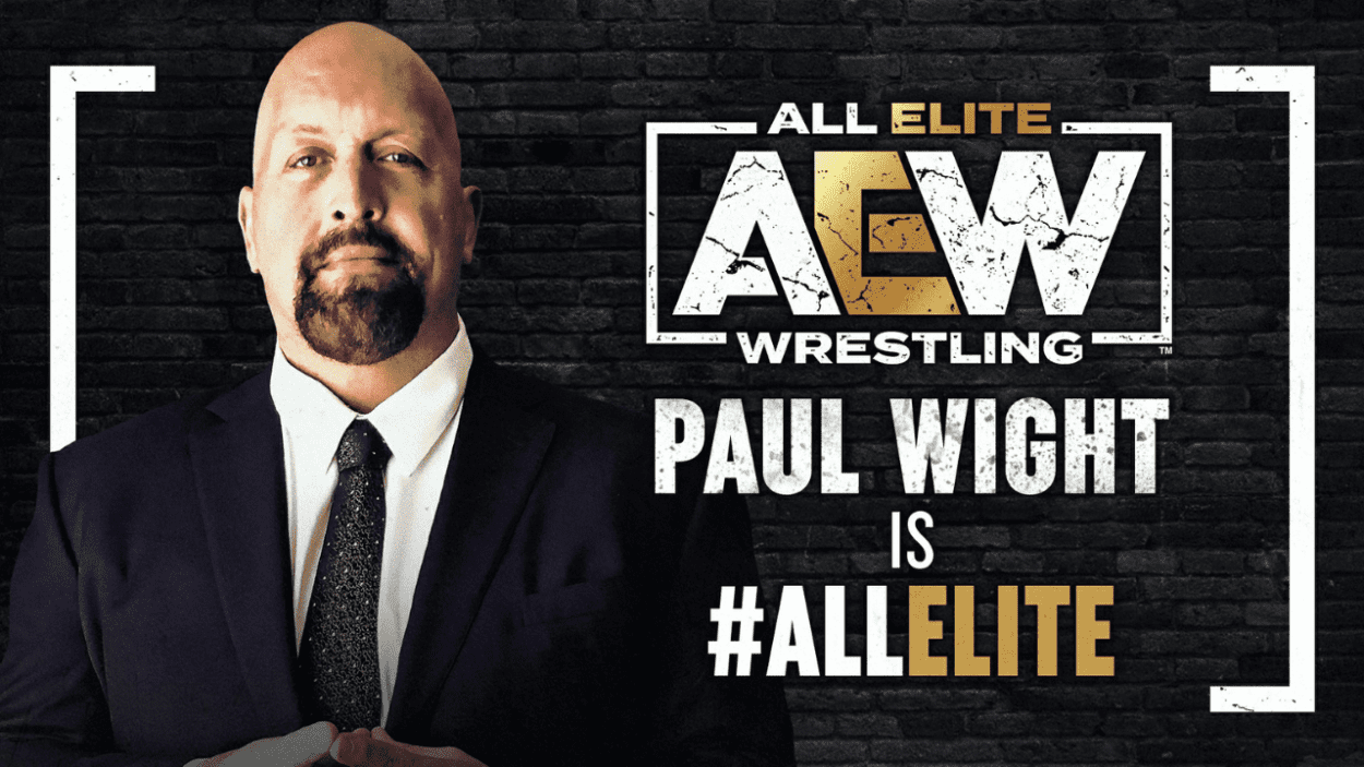 AEW Paul Wight is All Elite card