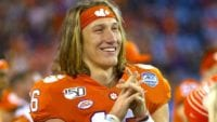 NFL Mock Draft Trevor Lawrence