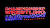Championship Wrestling from Hollywood logo