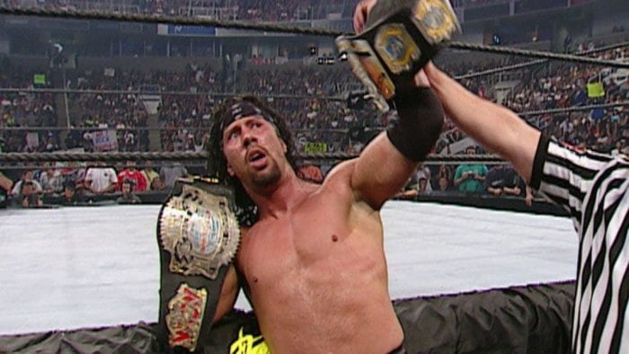 X-Pac is a double champion