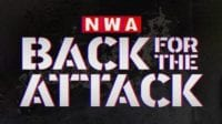 NWA Back For The Attack 2021 logo
