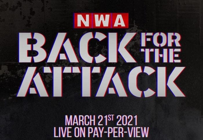 NWA Back For The Attack advert