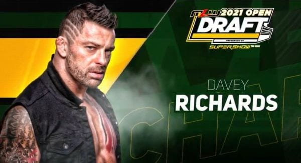 MLW reveals the signing of Davey Richards