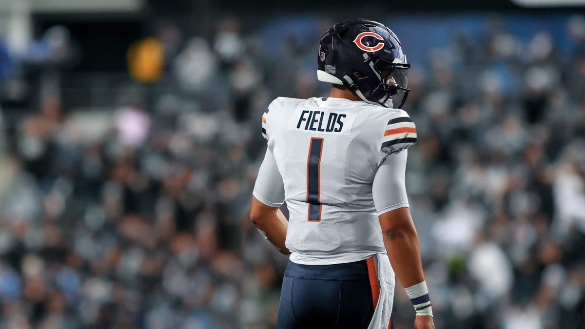 Justin Fields Chicago Bears