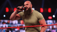 Braun Strowman lets it all out on the mic
