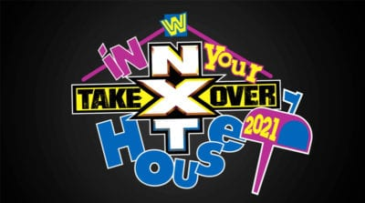 NXT Takeover: In Your House takes place Sunday night on Peacock and WWE Network