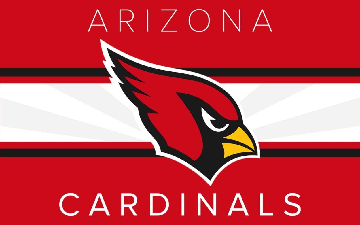All or Nothing, the Arizona Cardinals Logo