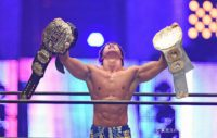 Kota Ibushi unified the IWGP Heavyweight and IWGP Intercontinental Championships earlier this year