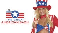 The Great American Bash 2004 promo card