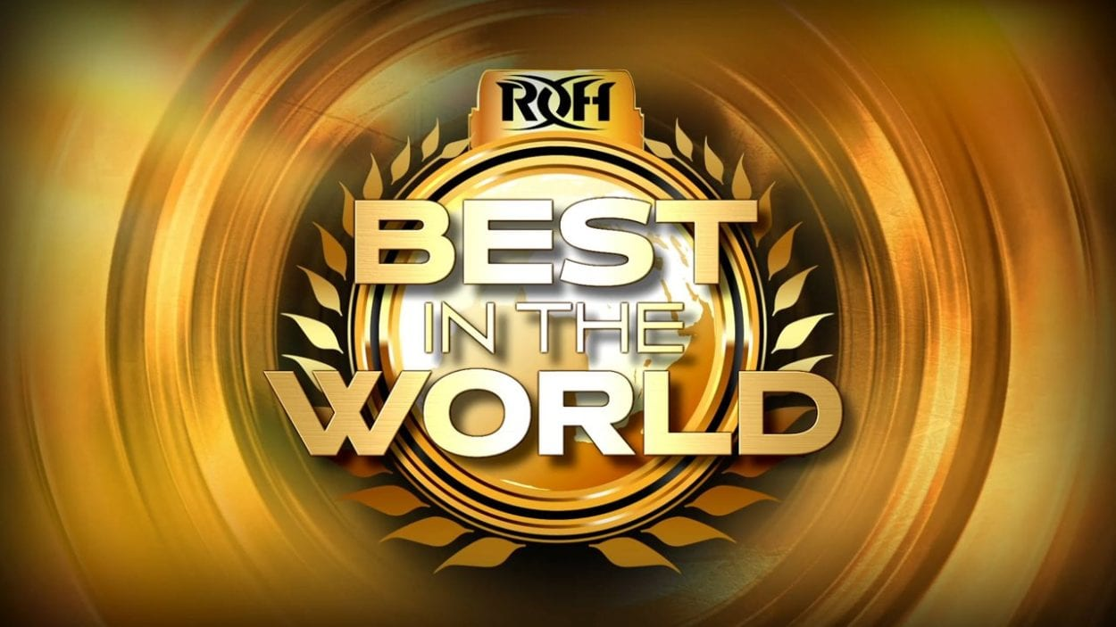 ROH Best In The World 2021 logo