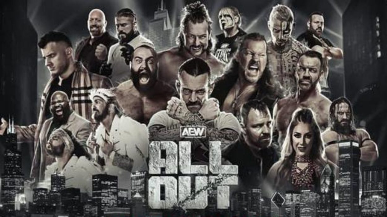 AEW All Out 2021 Promotional Image