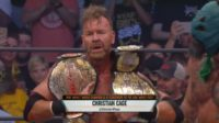 Christian Cage wins the Impact Title