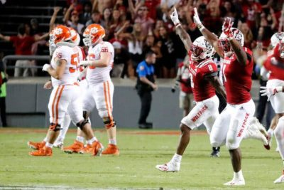 NC State stuns the Tigers